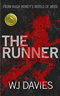 The Runner by WJ Davies ebook deal