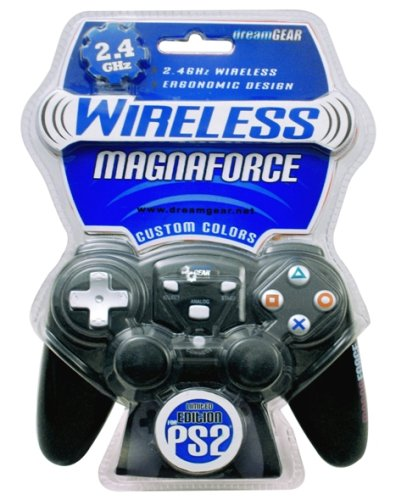 Dreamgear DGPN-557 Magna Force RF Wireless Controller For PS2