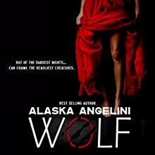 Wolf: Wolf River, Volume 1 Audiobook by Alaska Angelini Narrated by Elizabeth Tebb