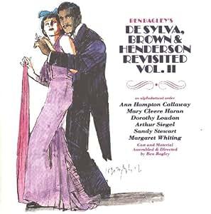 De Sylva Brown & Henderson Revisited 2