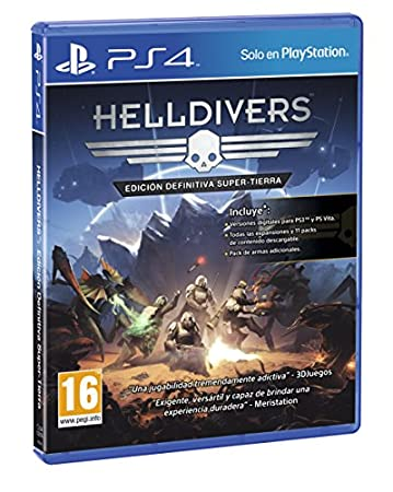 Helldivers: Super Earth Ultimate Edition