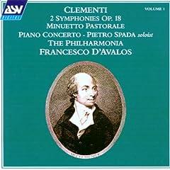 Clementi;Minuetto Pastorale