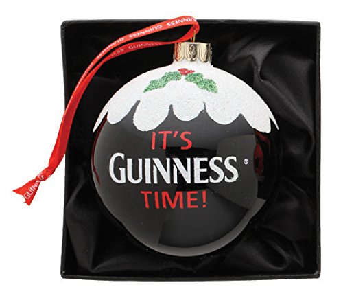 Guinness Pint Bauble (Guinness Beer Gifts compare prices)