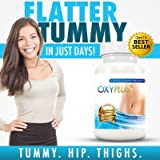 51aOw%2B %2BerL. SL160  FAMOUS for her FASTEST ACTION! OxyPlus (Buy 2 Get 1 FREE) Flatter Tummy in 3 days. Cleanse the body | Weight Loss | Detox | Diet | Slimmer Hips & Thighs | Better Complexion Reviews