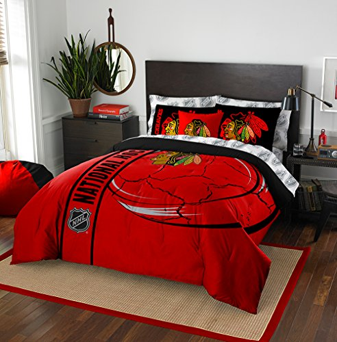 Chicago Blackhawks Blanket Blackhawks Fleece Blanket