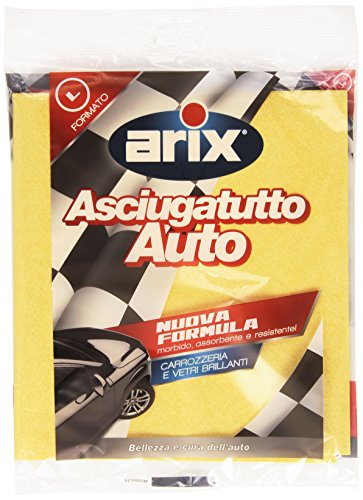 Arix - Asciugatutto Auto, Morbido, Assorbente e Resistente