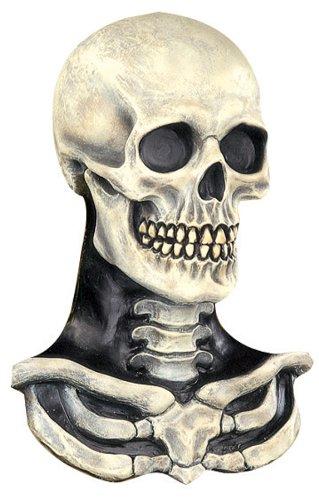 Cryptic Cadavers Skull 'N' Bone Mask PVC Adult (One Size)
