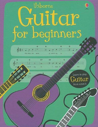 Image for Usborne Guitar for Beginners (Music)