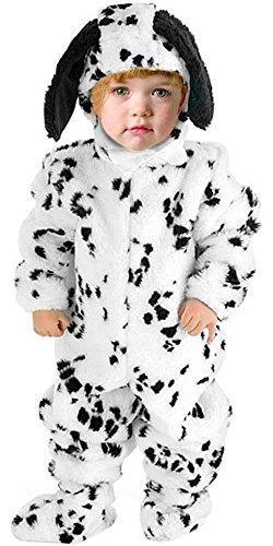 Child's Toddler Dalmatian Halloween Costume (2T)