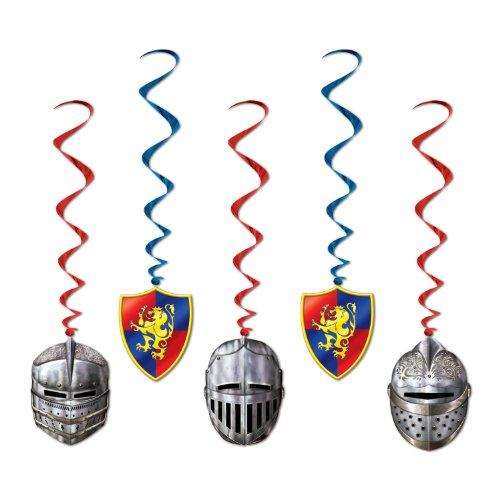 Medieval Whirls (5/Pkg) - 1