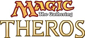 Magic the Gathering Thero - 4 Complete Common & Uncommon Set