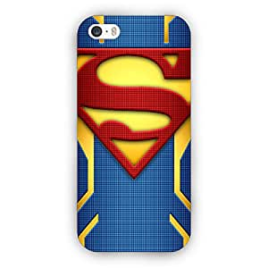EYP Superheroes Superman Back Cover Case for Apple iPhone 5C