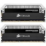 Corsair CMD16GX3M2A1600C9 Dominator Platinum 16GB (2x8GB) DDR3 1600 Mhz CL9 Enthusiast Desktop Memory Kit