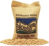 Garbanzo Beans | 100% USA Grown | Identity Preserved (We Tell You Which Farm We Grew It In) | 5 Lbs | GMO Free