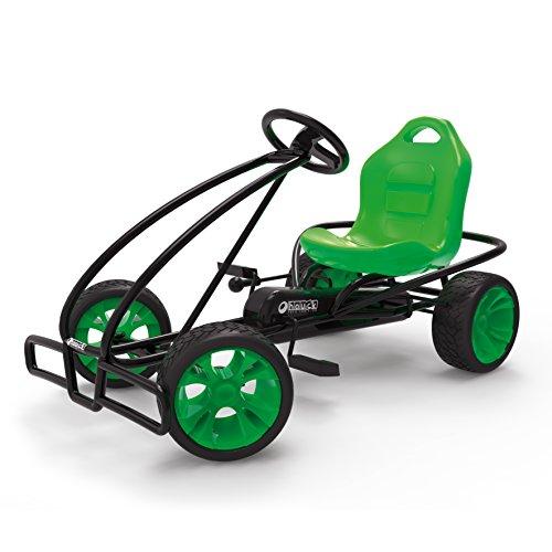 Hauck-Blizzard-Go-Kart-Green