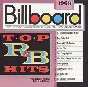 Billboard Top R&B Hits: 1969