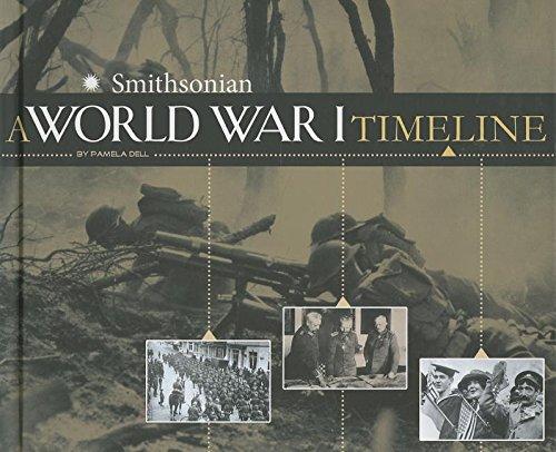 A World War I Timeline (Smithsonian: War Timelines)
