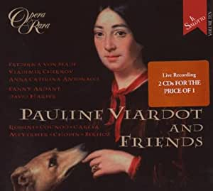 Pauline Viardot and Friends - Il Salotto Vol. 10