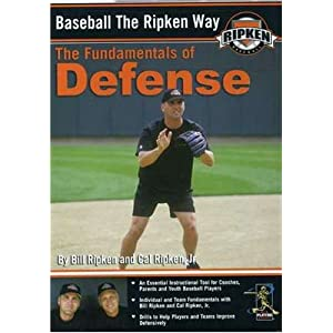 Baseball the Ripken Way: Fundamentals of Defense movie