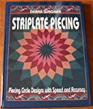 img - for Striplate Piecing: Piecing Circle Designs With Speed and Accuracy by Debra Wagner (1995-05-03) book / textbook / text book