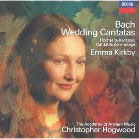 """J.S. Bach: Cantata No.202 """"Weichet nur, betr�bte Schatten"""" (Wedding Cantata), BWV 202 - 7. Aria: Sich �ben im Lieben"""