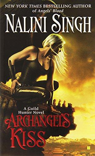 Image of Archangel's Kiss (Guild Hunter, Book 2)