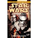 Allegiance: Star Wars (       UNABRIDGED) by Timothy Zahn Narrated by Marc Thompson