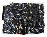 #9: Billy Boy Kondome 50er Beutel Mix-Sortiment aus farbigen, perlgenoppten, farbig-aromatisierten und extra feuchten Kondomen