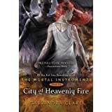 City of Heavenly Fire (The Mortal Instruments Book 6) ~ Cassandra Clare