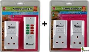 Bye Bye Standby Energy Saving Kit