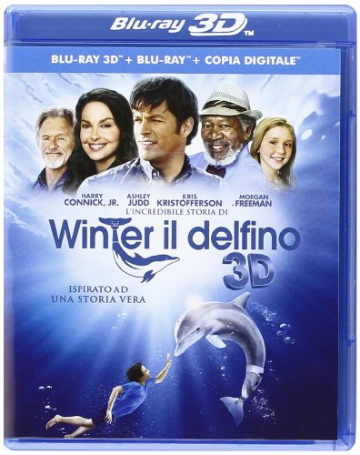 L'incredibile storia di Winter il delfino(3D+2D)