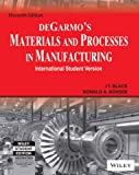 img - for DeGarmo's Materials and Processes in Manufacturing (11th Edition) book / textbook / text book