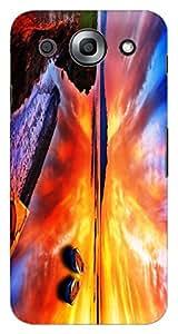 TrilMil Printed Designer Mobile Case Back Cover For LG Optimus G Pro F240K