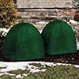 Nuvue Products 20250 Winter Shrub Cover, Hunter Green, 22-Inch