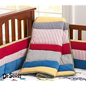 Childrens Nursery Bedding on Amazon Com  Pottery Barn Kids Dr  Seuss Tm  Nursery Bedding  Baby