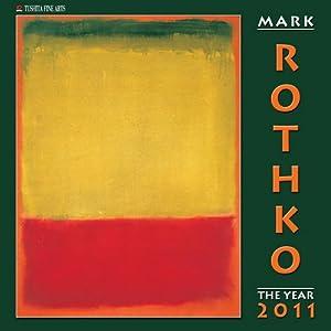 Mark Rothko Wall Calendar 2011