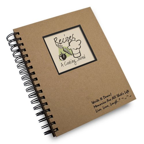 Recipes - A Cooking Journal (Kraft Recipes compare prices)