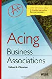 img - for Acing Business Associations (Acing Law School) book / textbook / text book