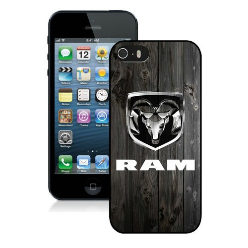 Dodge Ram Black iPhone 5S Cover Case,Beautiful Case (Nice Dodge compare prices)