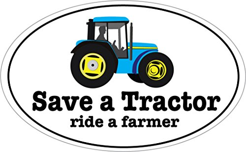 save-a-tractor-ride-a-farmer-vinyl-sticker-suitable-for-any-flat-clean-surface-16cm-x-9cm