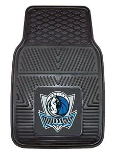 FANMATS NBA Dallas Mavericks Vinyl Heavy Duty Vinyl Car Mat by Fanmats