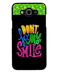Fuson 2D Printed Quotes Designer back case cover for Samsung Galaxy Grand Max - D4340
