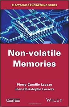 Non-volatile Memories (Iste)