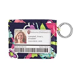 Vera Bradley Campus Double ID (Flutterby)