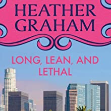 Long, Lean, and Lethal Audiobook by Heather Graham Narrated by Paige McKinney