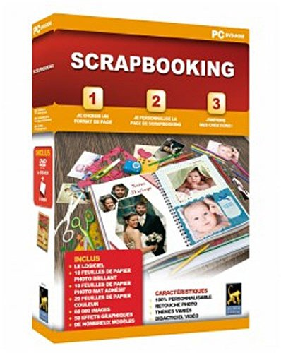 Scrapbooking (vf - French software)