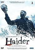 HAIDER 2 DISC COLLECTORS EDITION HINDI DVD BOXED AND SEALED (ENGLISH SUBTITLES)