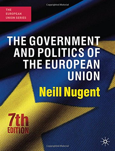 The Government and Politics of the European Union, 7th Edition