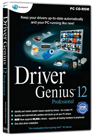 Driver Genius 12 Professional (PC)