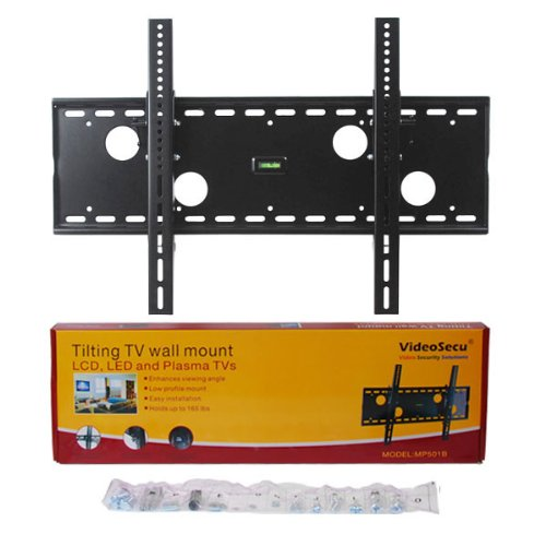 VideoSecu Tilt LCD LED TV Wall Mount for most Sony Bravia, Samsung, LG